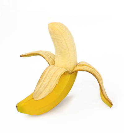 Banana「Tempting ripe banana ready to eat」:スマホ壁紙(5)