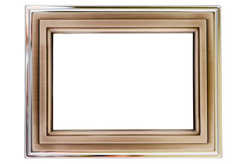 Surrounding「Aluminium and silver picture frame」:スマホ壁紙(12)