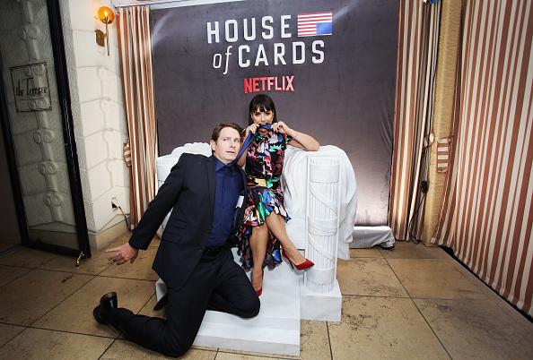 "Rachel Murray「""House of Cards"" Season 6 World Premiere」:写真・画像(7)[壁紙.com]"