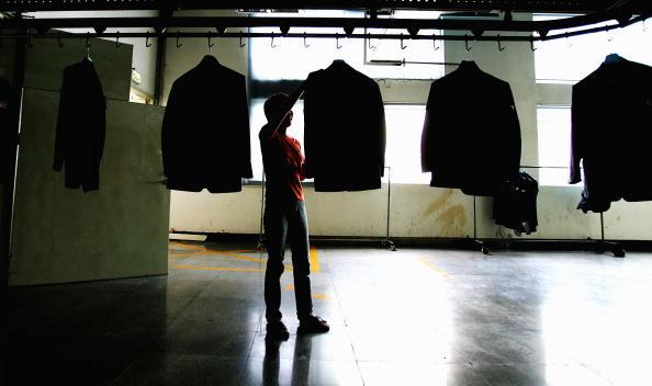Clothing「EU And China Seek To Resolve Textile Dispute」:写真・画像(10)[壁紙.com]