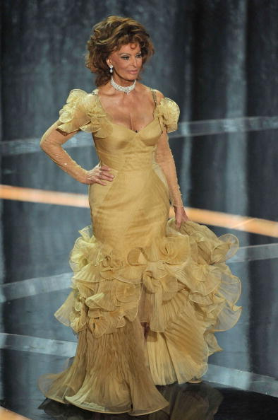 Evening Gown「81st Annual Academy Awards - Show」:写真・画像(13)[壁紙.com]