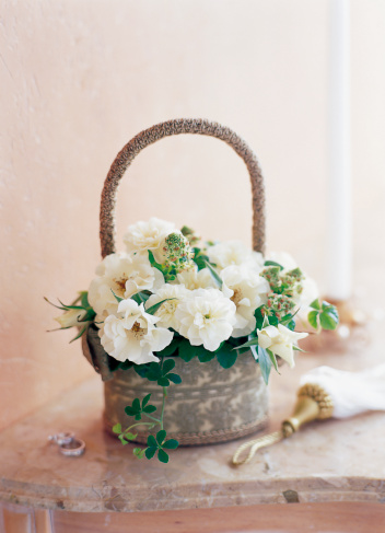 Bouquet「Flowers on the table」:スマホ壁紙(10)