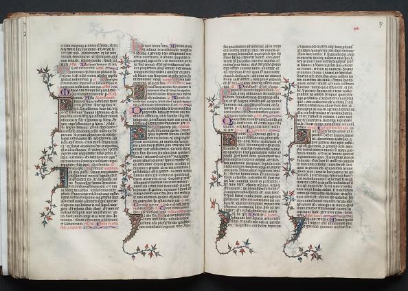 Circa 14th Century「The Gotha Missal: Fol. 86V」:写真・画像(18)[壁紙.com]