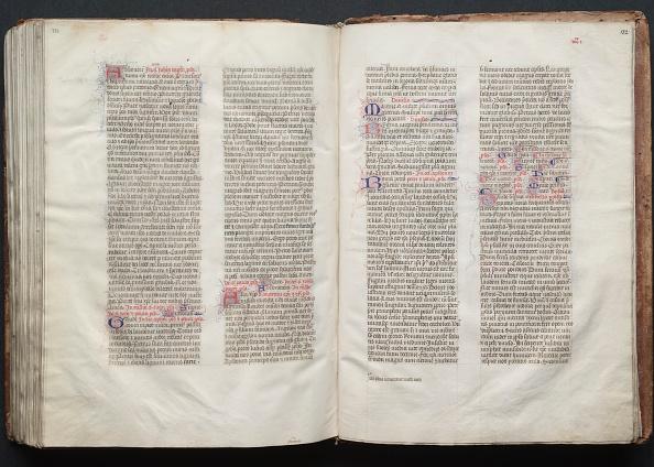 Circa 14th Century「The Gotha Missal: Fol. 152R」:写真・画像(8)[壁紙.com]