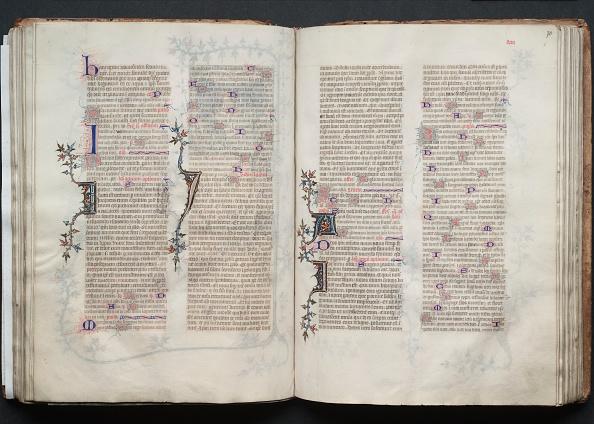 Circa 14th Century「The Gotha Missal: Fol. 70R」:写真・画像(14)[壁紙.com]