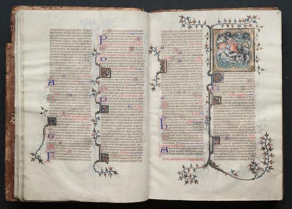 Circa 14th Century「The Gotha Missal: Fol. 16R」:写真・画像(3)[壁紙.com]