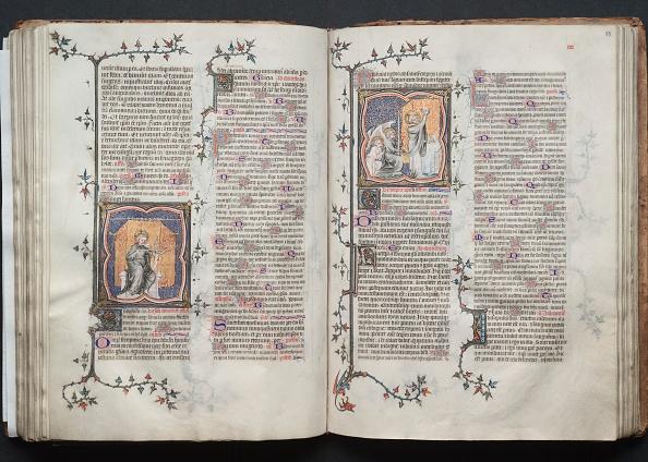 Circa 14th Century「The Gotha Missal: Fol. 82V」:写真・画像(16)[壁紙.com]