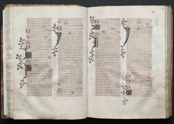 Circa 14th Century「The Gotha Missal: Fol. 36V」:写真・画像(5)[壁紙.com]