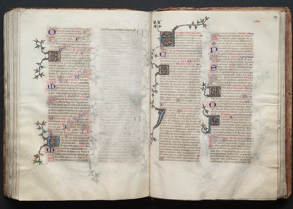 Circa 14th Century「The Gotha Missal: Fol. 128V」:写真・画像(13)[壁紙.com]