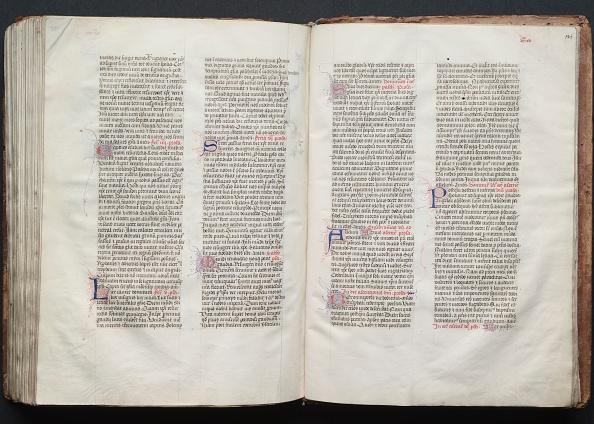 Circa 14th Century「The Gotha Missal: Fol. 146R」:写真・画像(7)[壁紙.com]