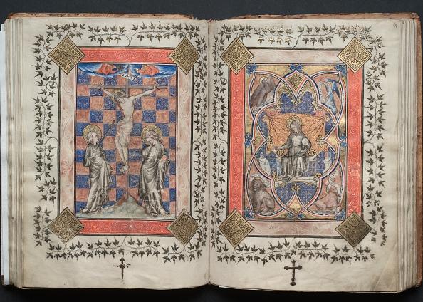 Circa 14th Century「The Gotha Missal: Fol. 63V」:写真・画像(18)[壁紙.com]