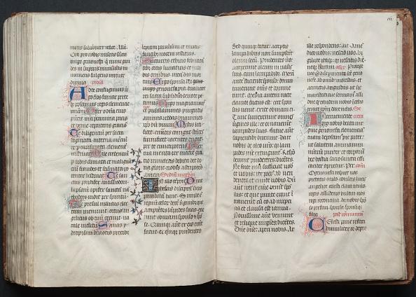 Circa 14th Century「The Gotha Missal: Fol. 162R」:写真・画像(2)[壁紙.com]