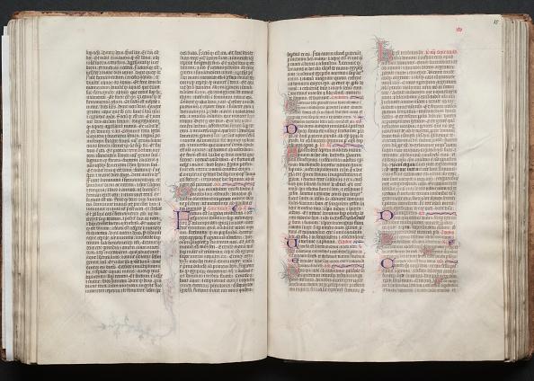 Circa 14th Century「The Gotha Missal: Fol. 54V」:写真・画像(9)[壁紙.com]