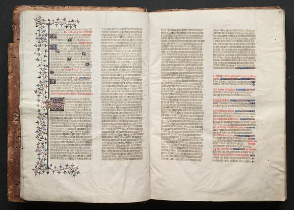 Circa 14th Century「The Gotha Missal: Fol. 4R」:写真・画像(13)[壁紙.com]