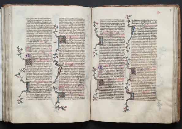 Circa 14th Century「The Gotha Missal: Fol. 97R」:写真・画像(13)[壁紙.com]