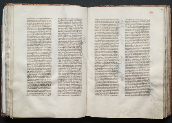 Circa 14th Century「The Gotha Missal: Fol. 45R」:写真・画像(9)[壁紙.com]