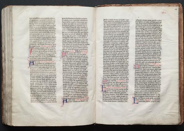 Circa 14th Century「The Gotha Missal: Fol. 154R」:写真・画像(6)[壁紙.com]