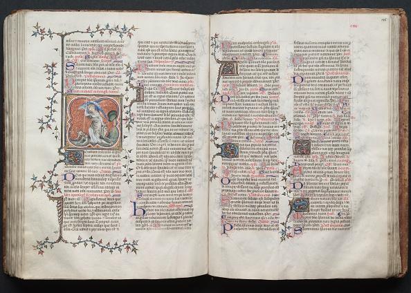 Circa 14th Century「The Gotha Missal: Fol. 124V」:写真・画像(5)[壁紙.com]
