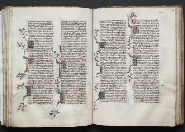 Circa 14th Century「The Gotha Missal: Fol. 88R」:写真・画像(14)[壁紙.com]