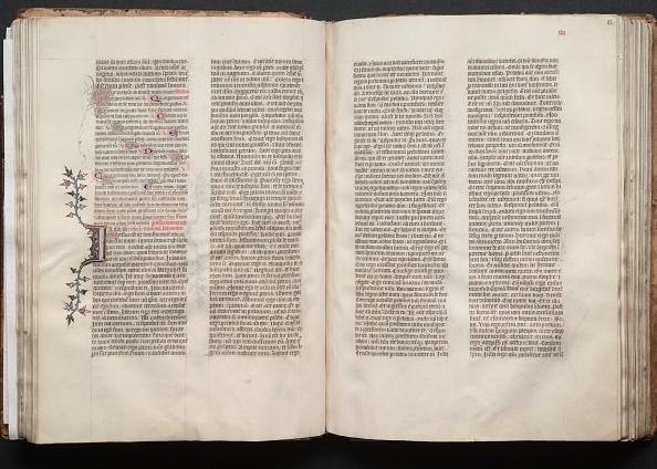Circa 14th Century「The Gotha Missal: Fol. 52R」:写真・画像(8)[壁紙.com]