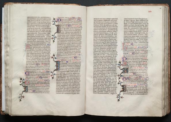 Circa 14th Century「The Gotha Missal: Fol. 45V」:写真・画像(11)[壁紙.com]
