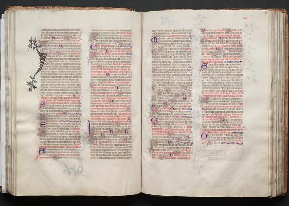Circa 14th Century「The Gotha Missal: Fol. 56V」:写真・画像(10)[壁紙.com]