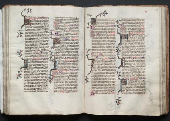 Circa 14th Century「The Gotha Missal: Fol. 75R」:写真・画像(3)[壁紙.com]
