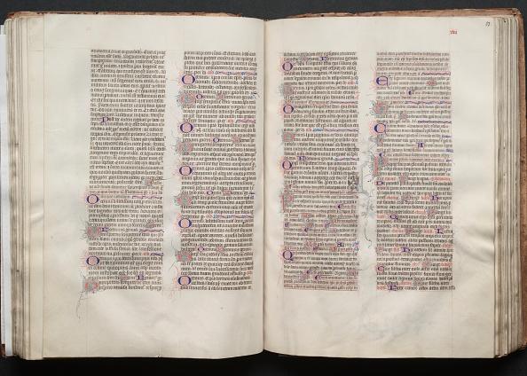 Circa 14th Century「The Gotha Missal: Fol. 53R」:写真・画像(0)[壁紙.com]