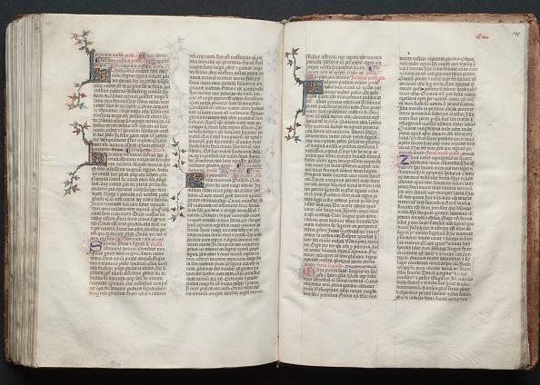 Circa 14th Century「The Gotha Missal: Fol. 145R」:写真・画像(6)[壁紙.com]