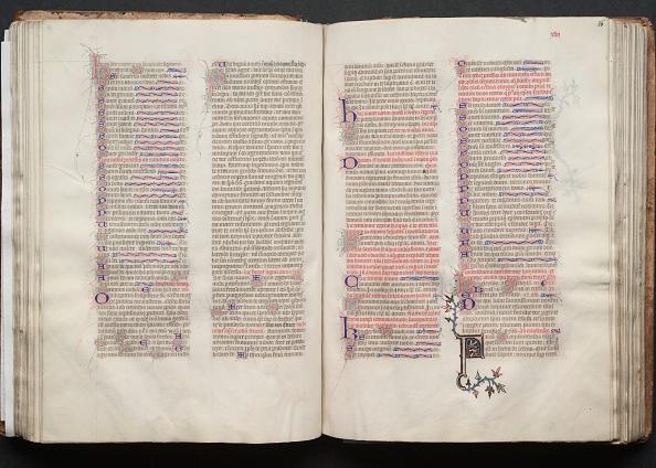 Circa 14th Century「The Gotha Missal: Fol. 56R」:写真・画像(10)[壁紙.com]