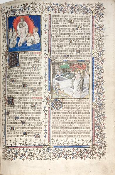 Circa 14th Century「The Gotha Missal: Fol. 1R」:写真・画像(1)[壁紙.com]