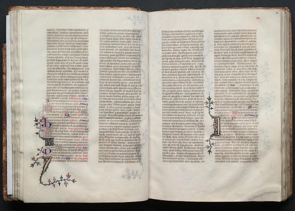 Circa 14th Century「The Gotha Missal: Fol. 36R」:写真・画像(13)[壁紙.com]