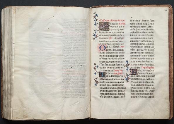 Circa 14th Century「The Gotha Missal: Fol. 159R」:写真・画像(18)[壁紙.com]