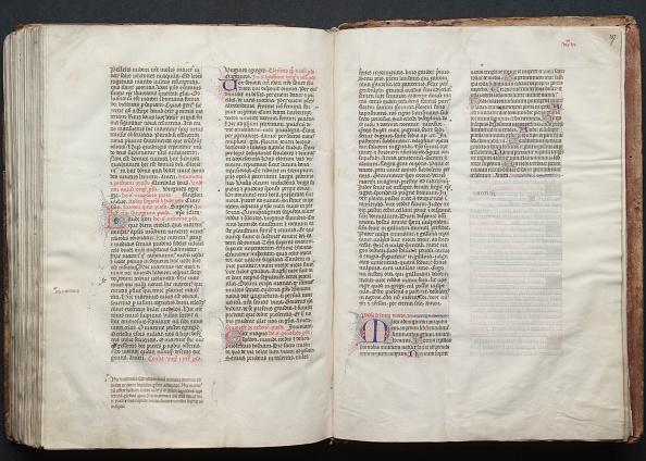 Circa 14th Century「The Gotha Missal: Fol. 156V」:写真・画像(7)[壁紙.com]