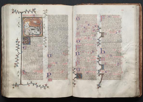 Tempera Painting「The Gotha Missal: Fol. 123R」:写真・画像(4)[壁紙.com]