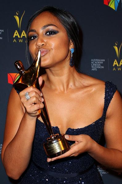 Eyeshadow「2nd Annual AACTA Awards」:写真・画像(0)[壁紙.com]
