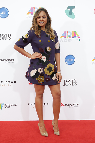 Wavy Hair「28th Annual ARIA Awards 2014 - Arrivals」:写真・画像(19)[壁紙.com]