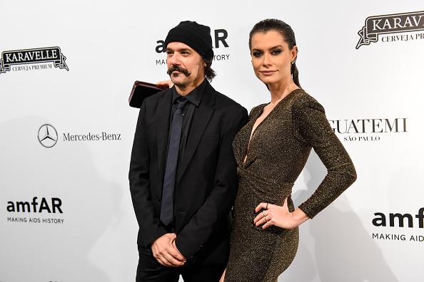 ディーニョ・ディニス「2018 amfAR Gala Sao Paulo - Arrivals」:写真・画像(14)[壁紙.com]