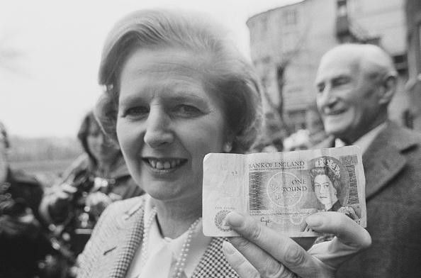 Margaret Thatcher「Bank of England £1 note」:写真・画像(15)[壁紙.com]