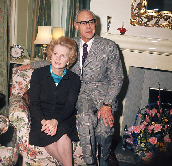 Heterosexual Couple「Denis And Margaret」:写真・画像(10)[壁紙.com]