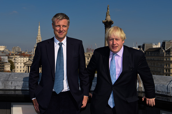 Politics and Government「Zac Goldsmith Is Announced As Conservative London Mayoral Candidate」:写真・画像(11)[壁紙.com]