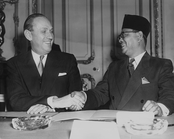 Fred Ramage「Lennox-Boyd And Tunku Abdul Rahman」:写真・画像(7)[壁紙.com]