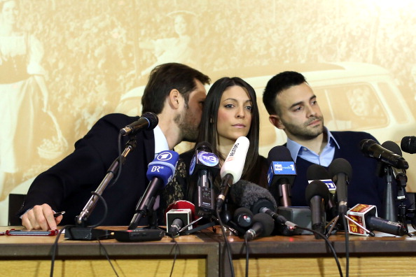 Tuscany「Meredith Kercher's Relatives Meet The Press After Verdict」:写真・画像(15)[壁紙.com]