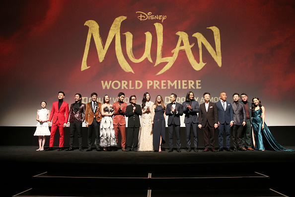 "Disney「Los Angeles World Premiere Of Disney's ""Mulan""」:写真・画像(10)[壁紙.com]"
