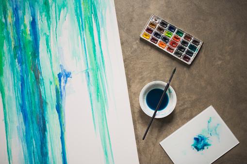 Painter - Artist「Colorful Creations」:スマホ壁紙(15)