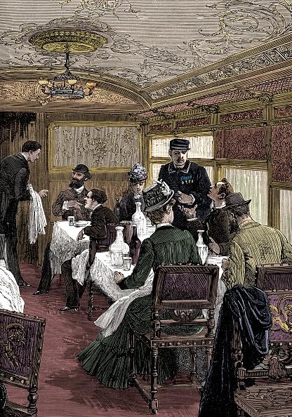 Passenger Train「Dining Car On The Orient Express」:写真・画像(11)[壁紙.com]