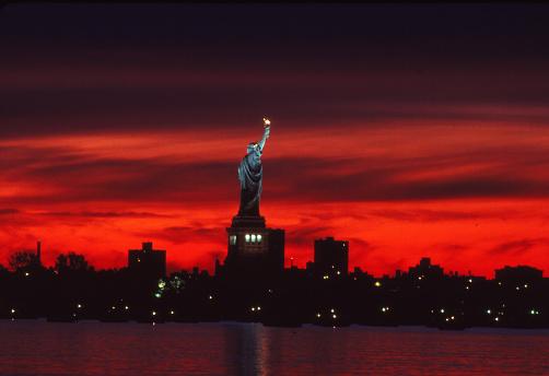 1980-1989「The Statue of Liberty」:スマホ壁紙(19)