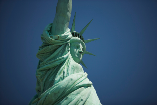 Freedom「The Statue of Liberty, Liberty Island, New York City, NY, USA」:スマホ壁紙(18)