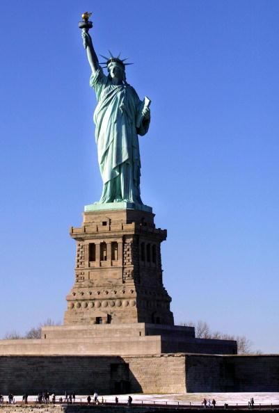 Freedom「Threat On Statue Of Liberty」:写真・画像(10)[壁紙.com]
