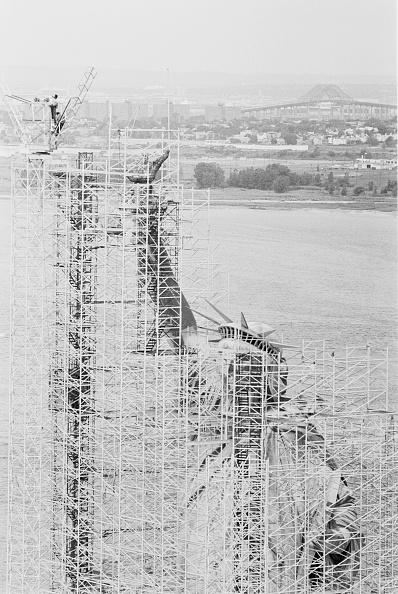 Terry Disney「Statue of Liberty Restoration Project」:写真・画像(10)[壁紙.com]